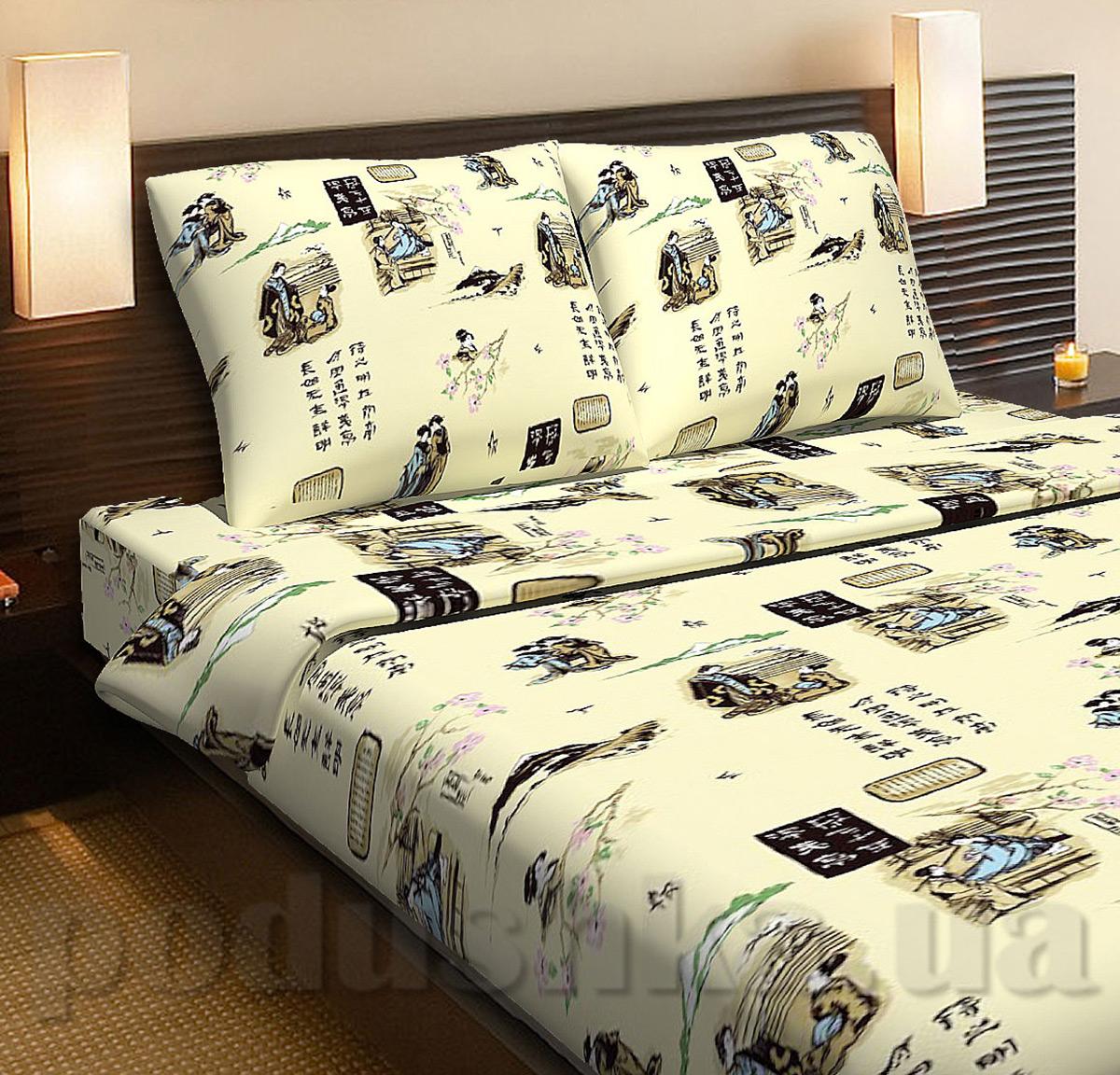 Постельное белье Top Dreams Гейши Б8169