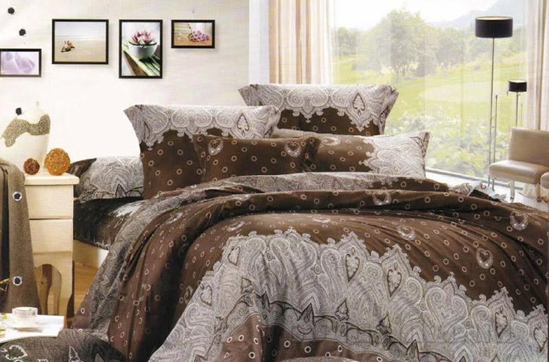Комплект постельного белья Агра SoundSleep поплин