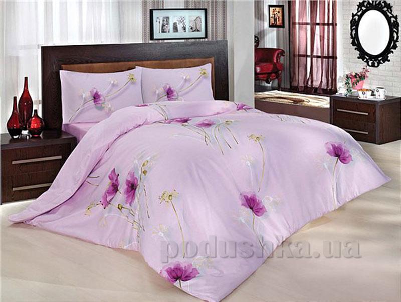 Постельное белье Altinbasak Nazenin лиловый
