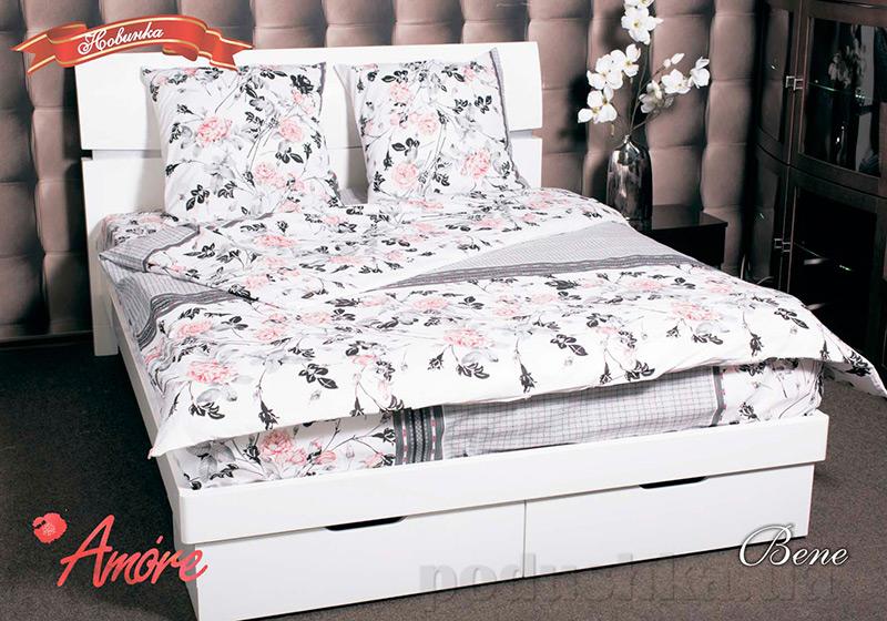 Комплект постельного белья Amore Bene бязь голд