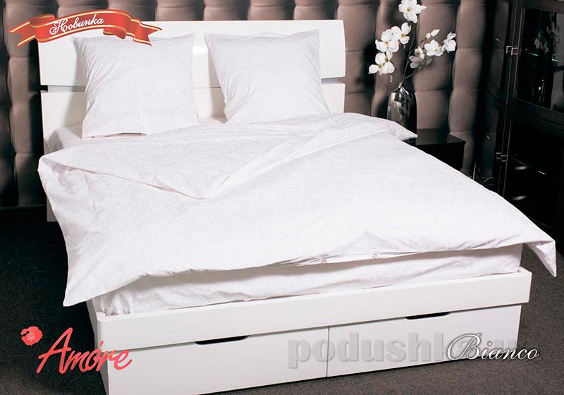 Комплект постельного белья Amore Bianco бязь голд
