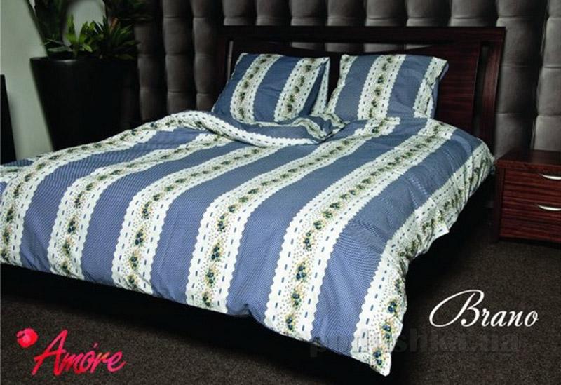 Комплект постельного белья Amore Brano бязь