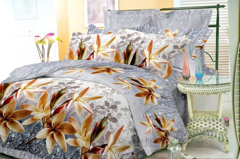 Комплект постельного белья Amore Camelot ранфорс