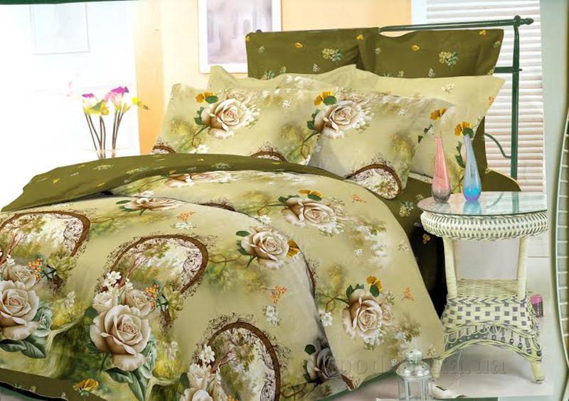 Комплект постельного белья Amore Dolce vita ранфорс