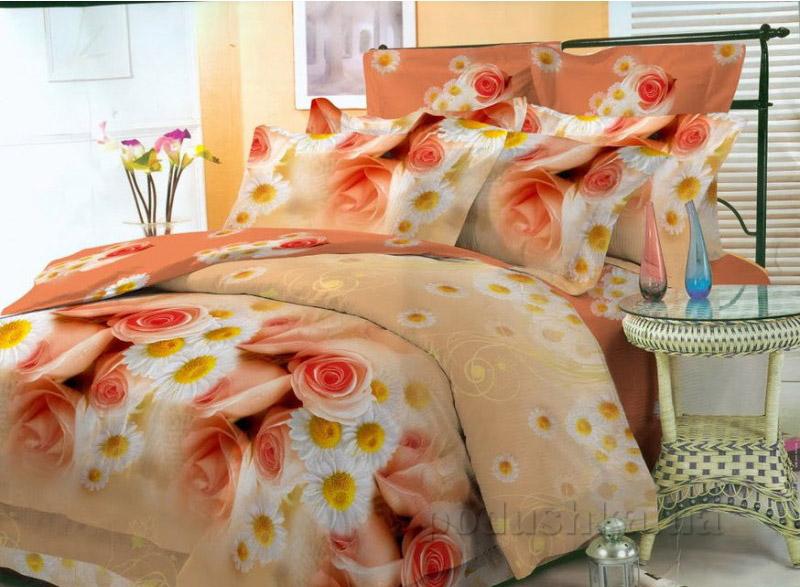 Комплект постельного белья Amore Elisa ранфорс