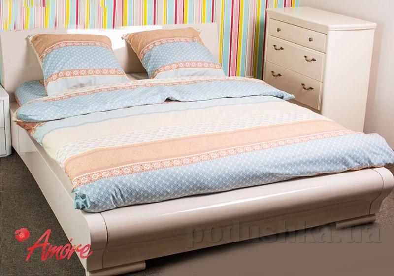 Комплект постельного белья Amore Facile ранфорс
