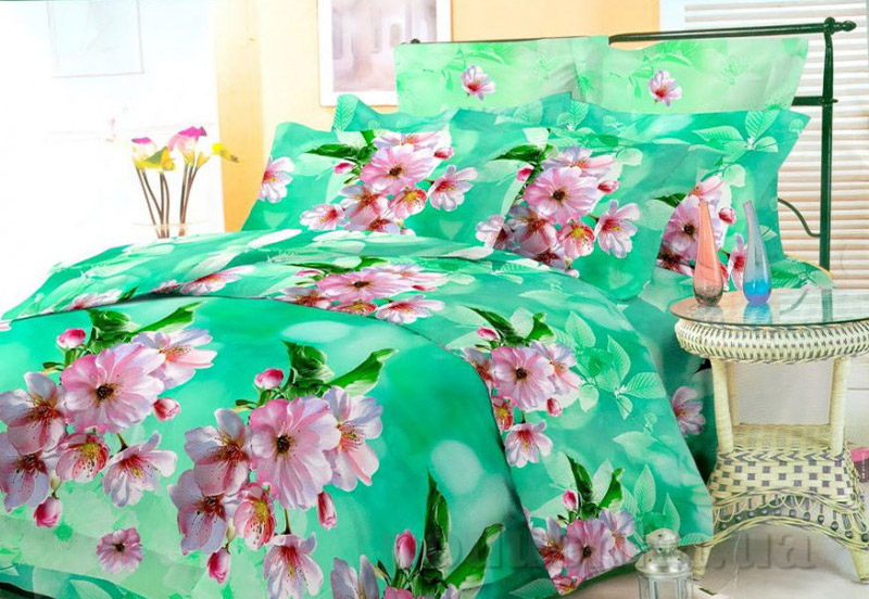 Комплект постельного белья Amore Francesca ранфорс