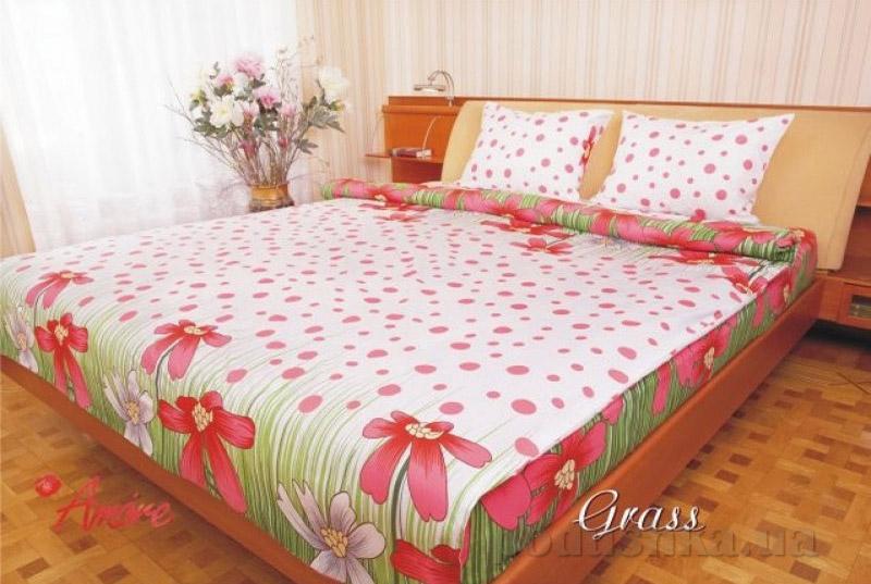 Комплект постельного белья Amore Grass бязь