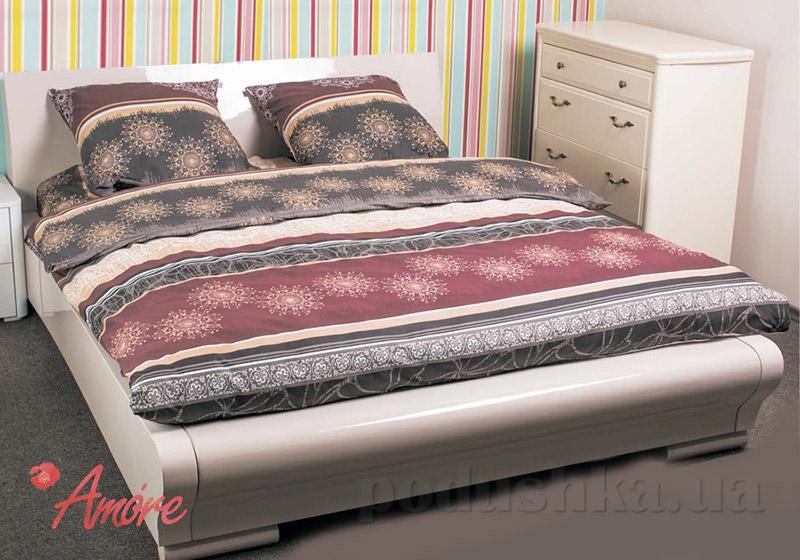 Комплект постельного белья Amore Grave ранфорс