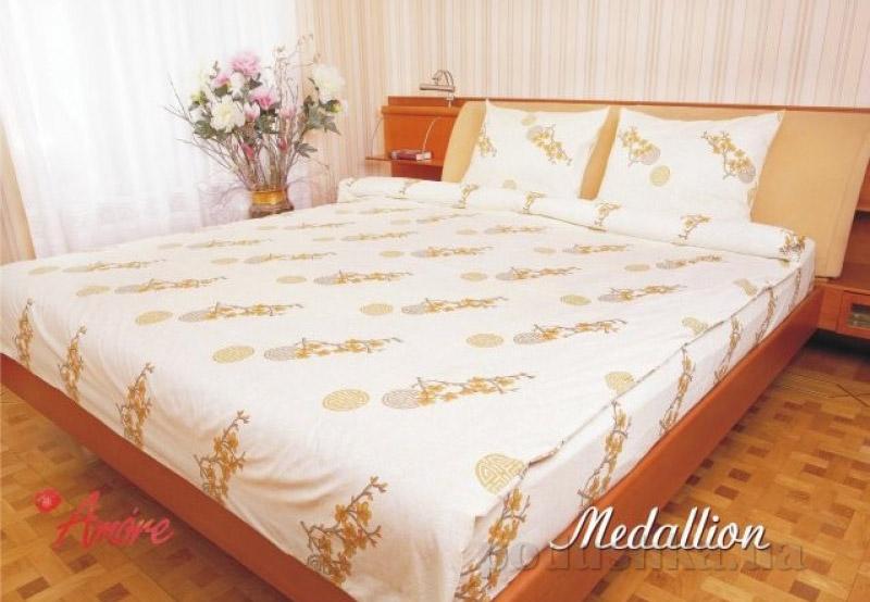 Комплект постельного белья Amore Medallion бязь