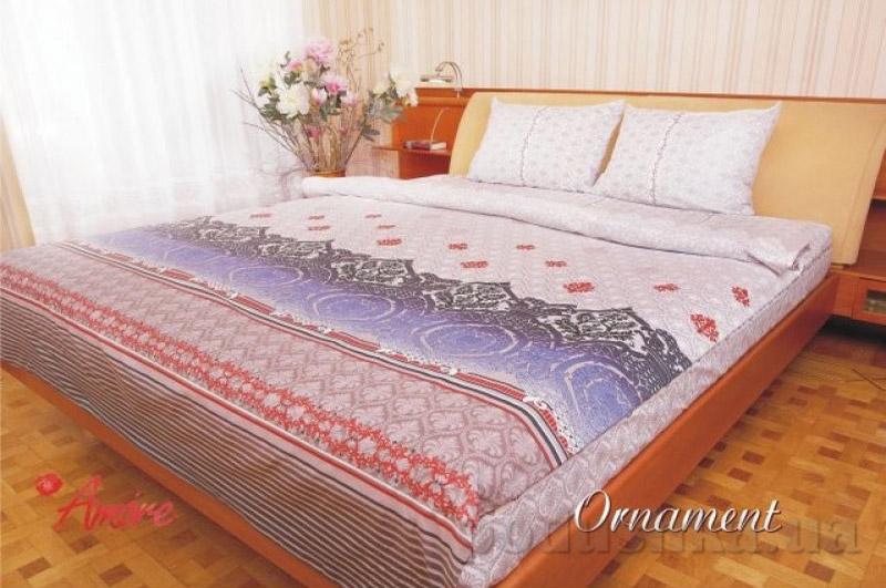 Комплект постельного белья Amore Ornament бязь