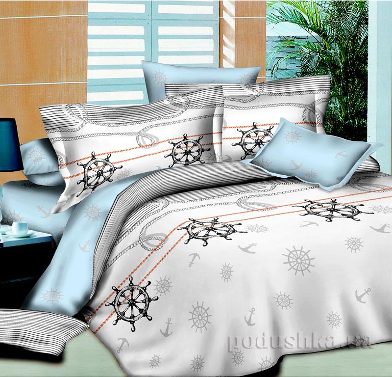 Комплект постельного белья Amore Ricamo ранфорс