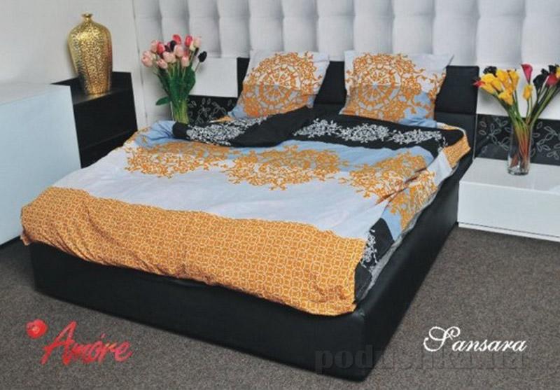 Комплект постельного белья Amore Sansara бязь