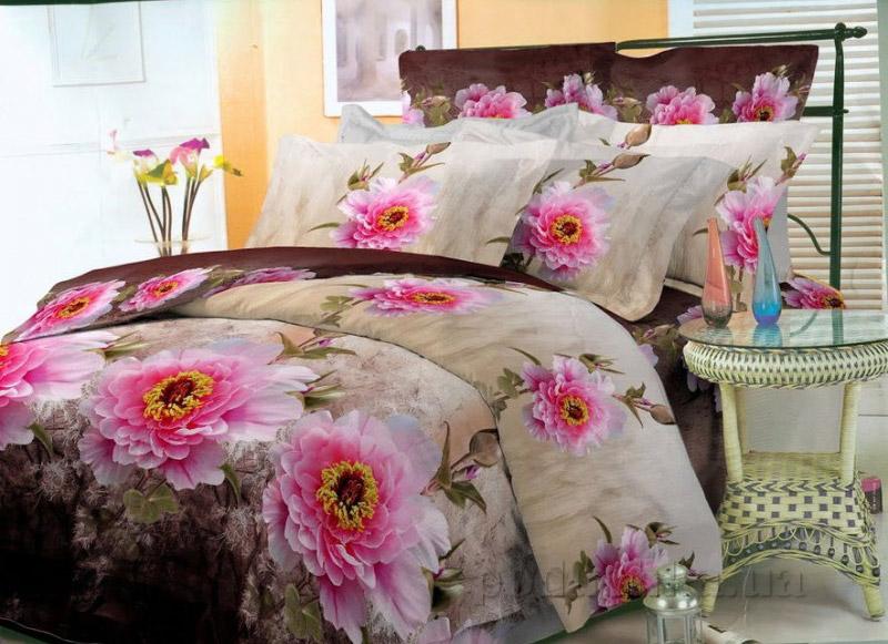Комплект постельного белья Amore Silvia ранфорс