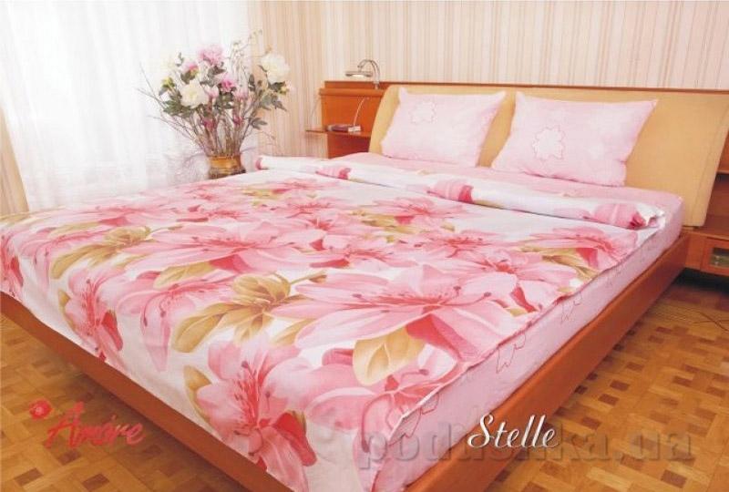 Комплект постельного белья Amore Stelle бязь