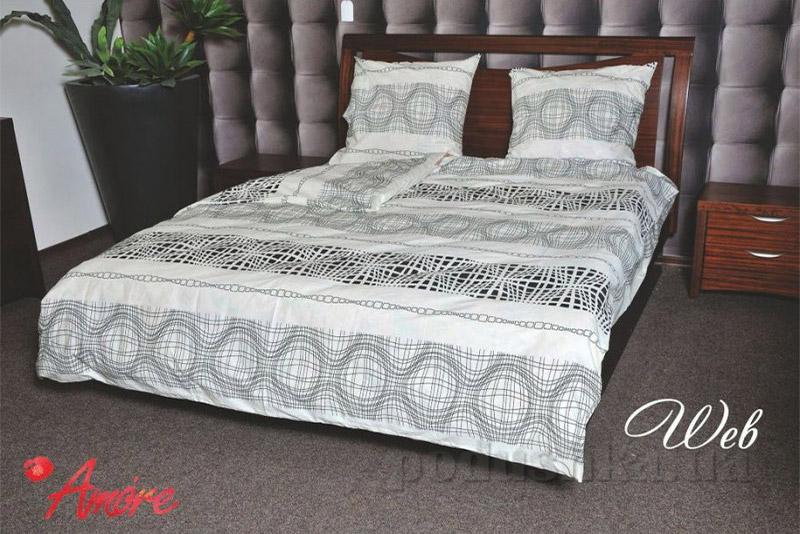 Комплект постельного белья Amore Web бязь