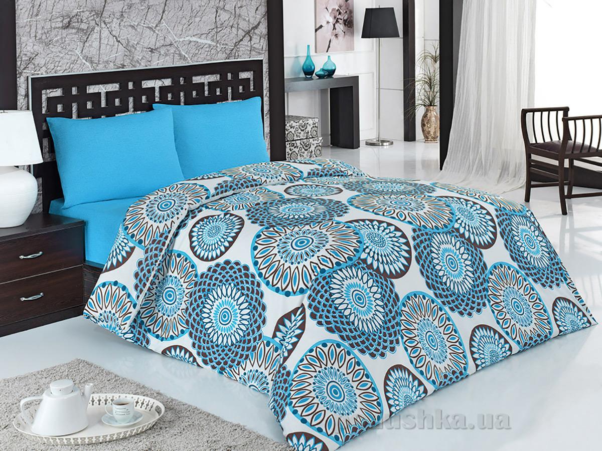 Купить:  Постельное белье Anatolia 46030-01 Двуспальный евро комплект  Anatolia