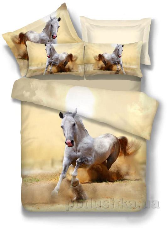 Постельное белье Arya 3D Desert horse