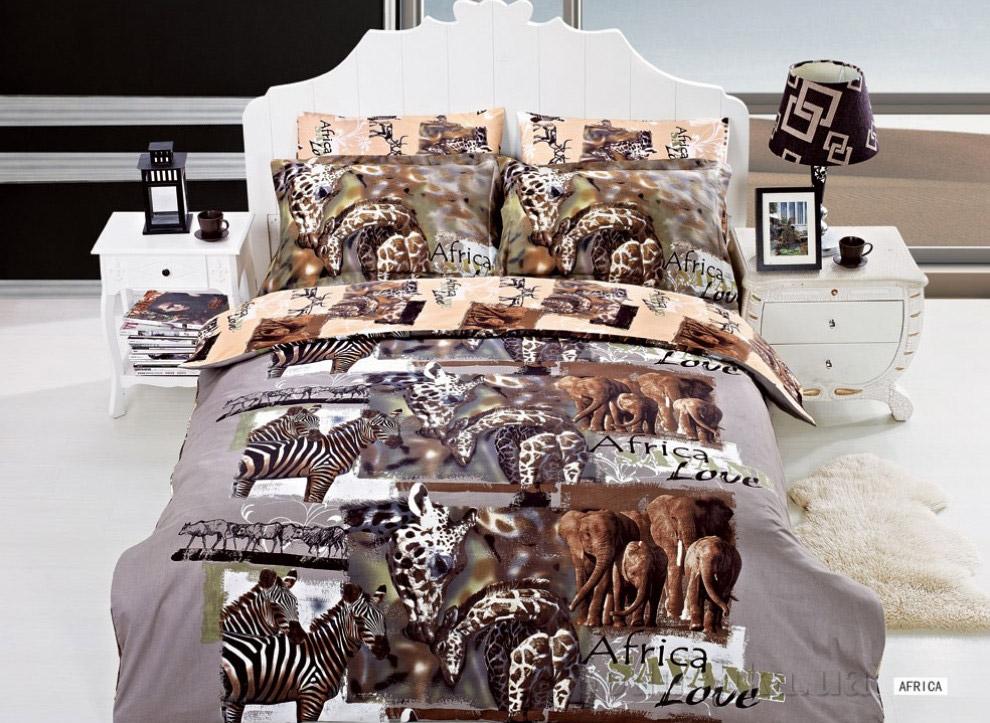 Постельное белье Arya Africa