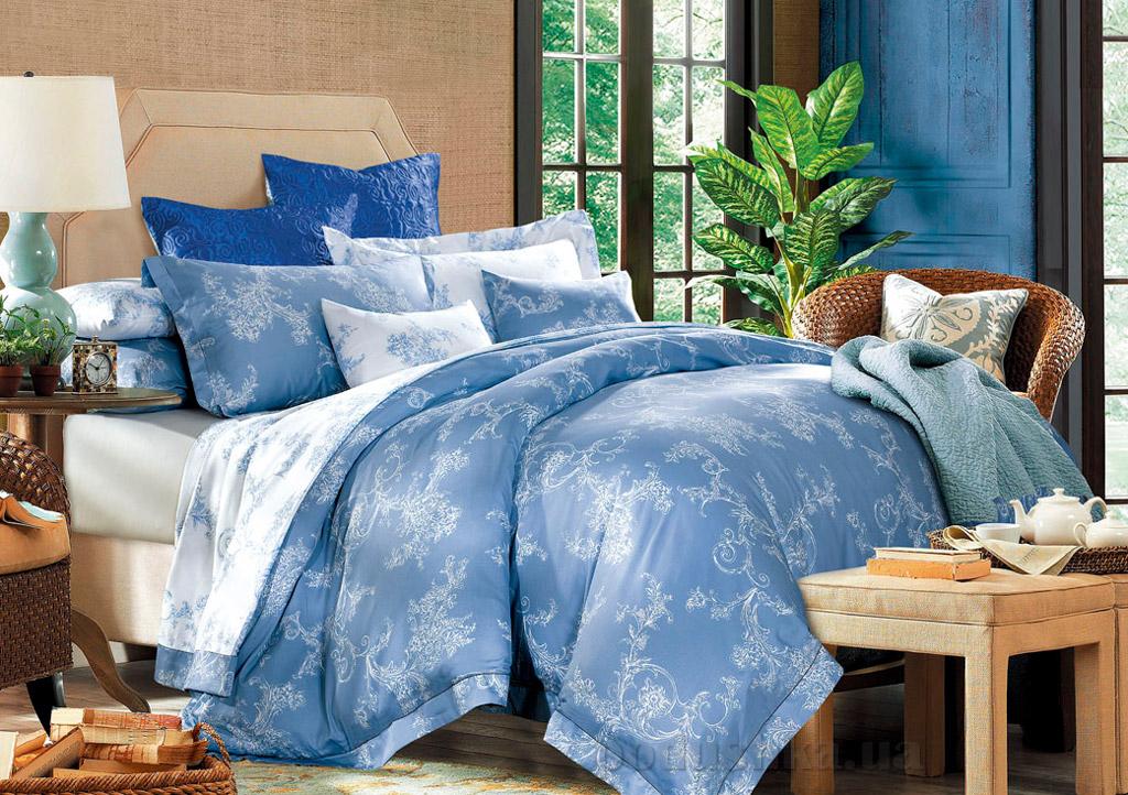Постельное белье Arya Duera blue