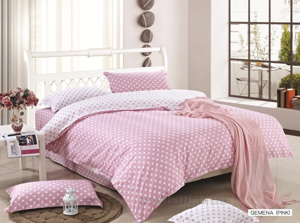 Постельное белье Arya Gemena pink