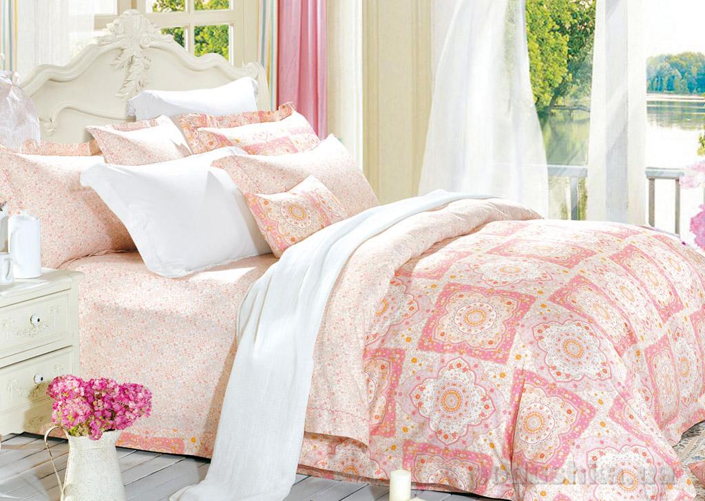 Постельное белье Arya Goulette pink