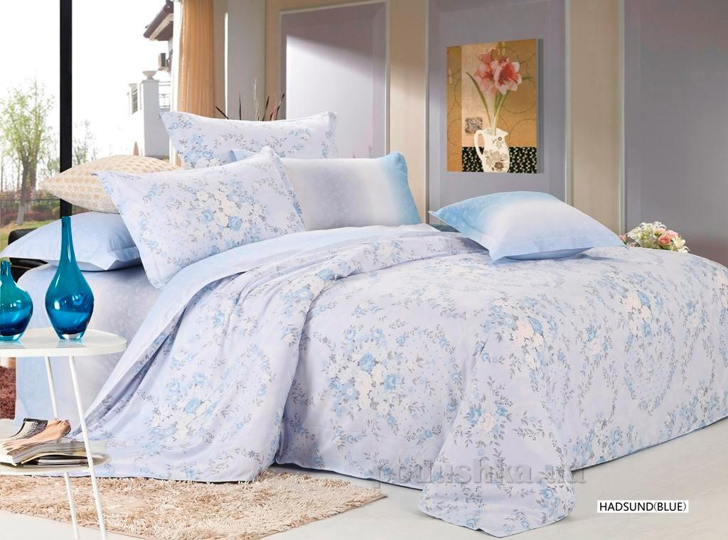 Постельное белье Arya Hadsund blue