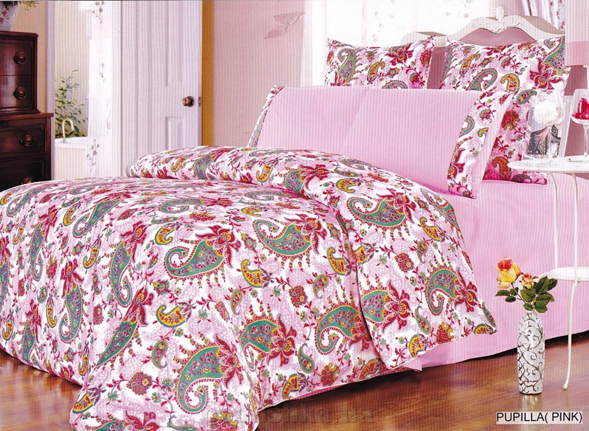 Постельное белье Arya Pupilla pink