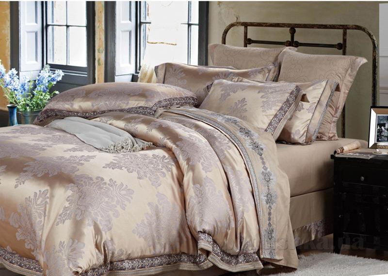 Комплект постельного белья Bella Donna J-0006 сатин-жаккард