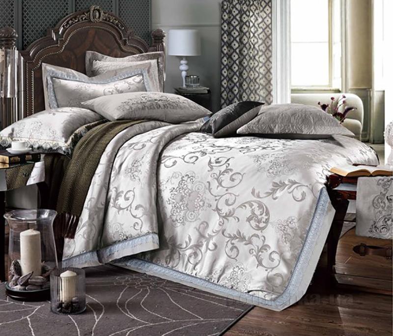 Комплект постельного белья Bella Donna J-0008 сатин-жаккард