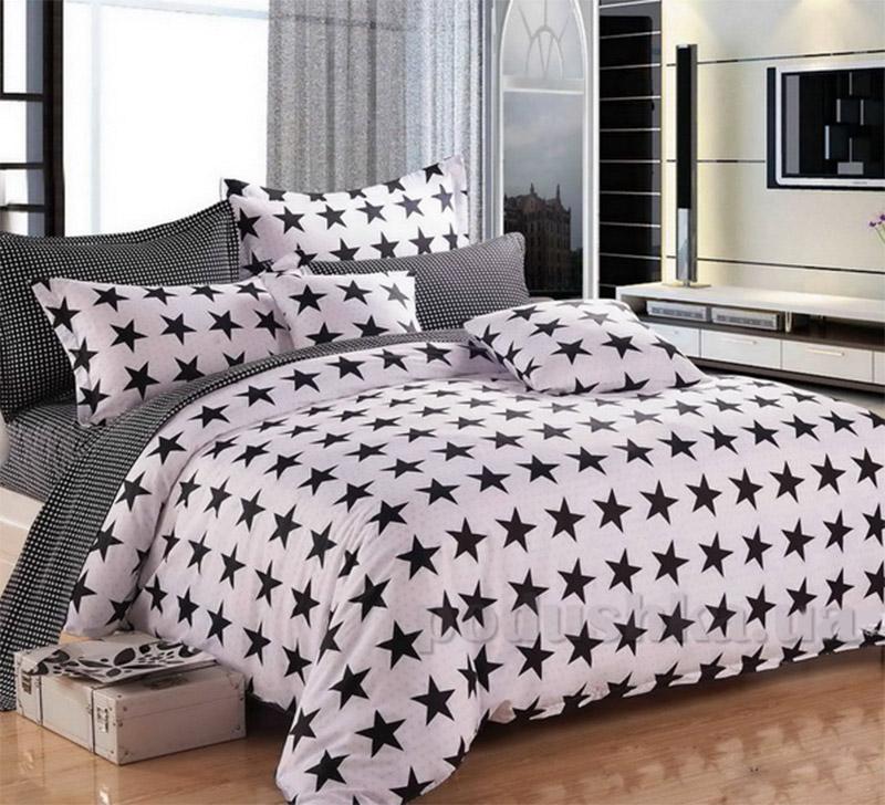 Комплект постельного белья Bella Villa B-0001