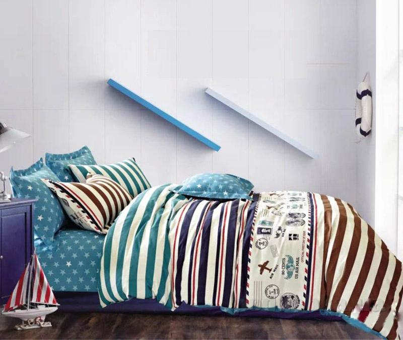 Комплект постельного белья Bella Villa B-0004