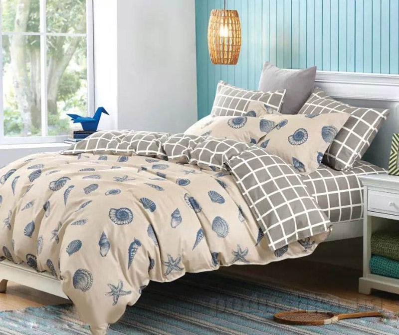 Комплект постельного белья Bella Villa B-0010