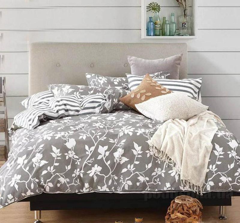 Комплект постельного белья Bella Villa B-0014 Двуспальный евро комплект  Bella Villa