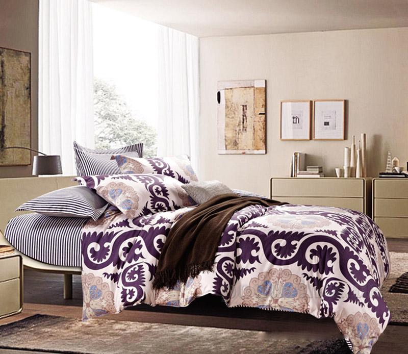 Комплект постельного белья Bella Villa B-0021