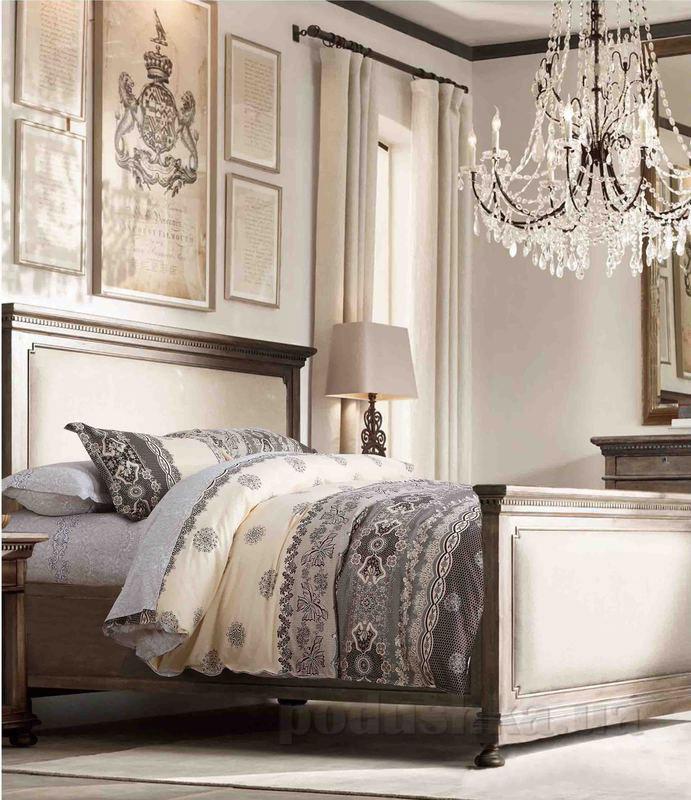 Комплект постельного белья Bella Villa B-0023 Семейный комплект  Bella Villa