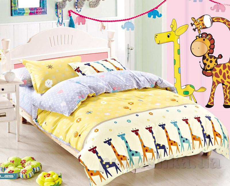 Комплект постельного белья Bella Villa B-0025