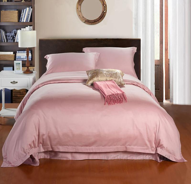 Комплект постельного белья Bella Villa B-0043 Двуспальный евро комплект  Bella Villa
