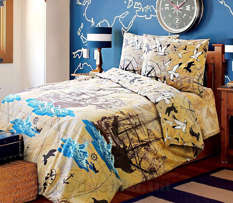 Постельное белье Блакит Неверленд 4411-4412