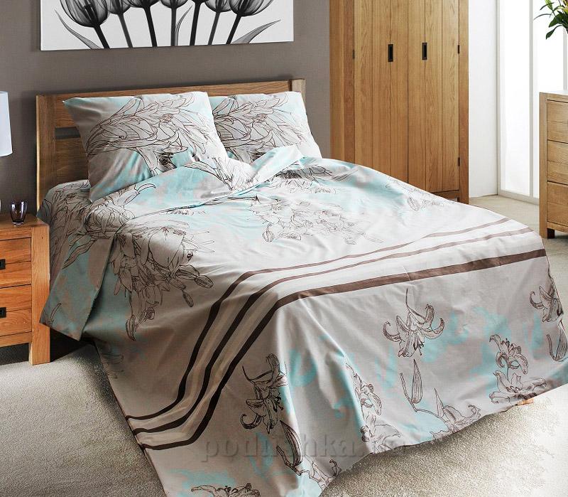 Постельное белье Блакит Синьорита 4361 Полуторный комплект наволочки 50х70 см (2шт) Блакит