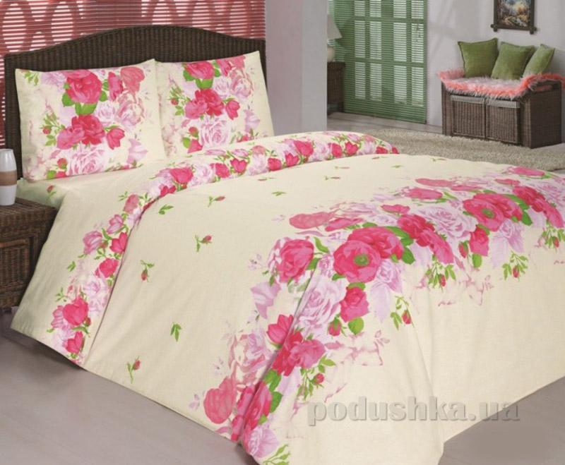 Комплект постельного белья Classi Flora Arya 1000860 Розовый