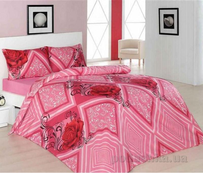 Комплект постельного белья Classi Selin Arya 1001122 розовый