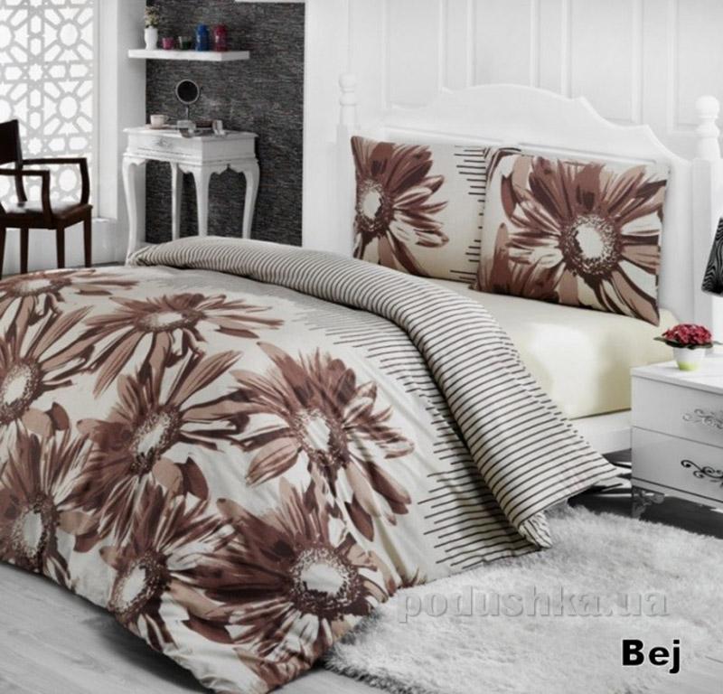 Комплект постельного белья Classi Sena Arya 1001674 бежевый
