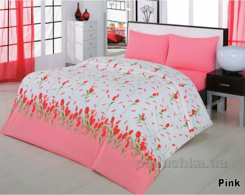 Комплект постельного белья Classi Yasmin Arya розовый
