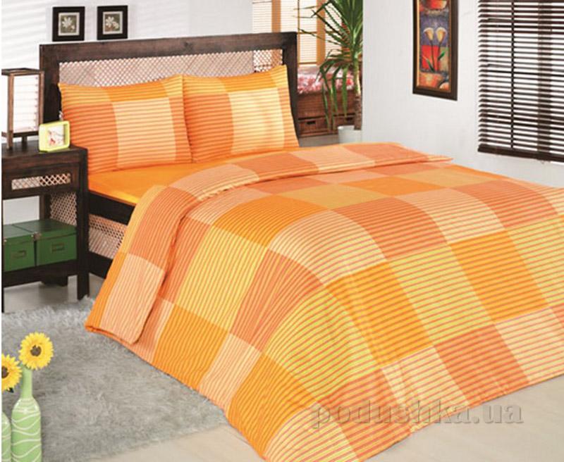 Комплект постельного белья Classi Zena Arya 1000335 желтый