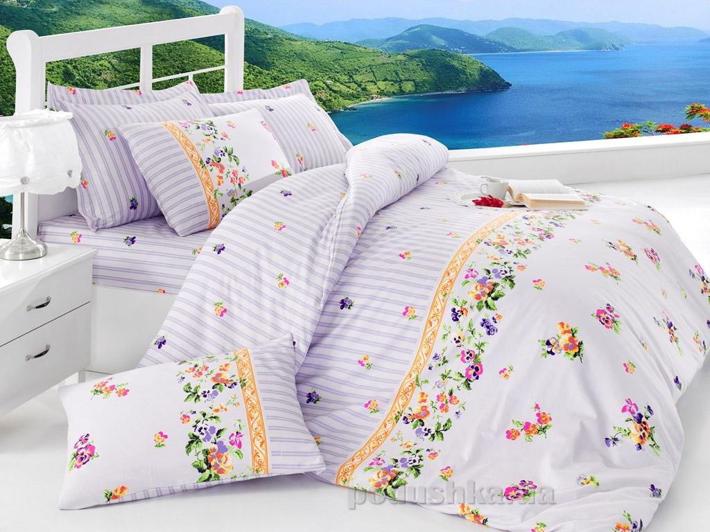 Постельное белье Cotton Box Alisa Lila