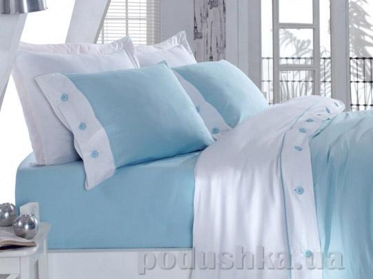 Постельное белье Cotton Box Fashion Mavi