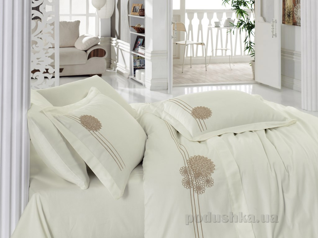 Постельное белье Cotton Box Lover ecru