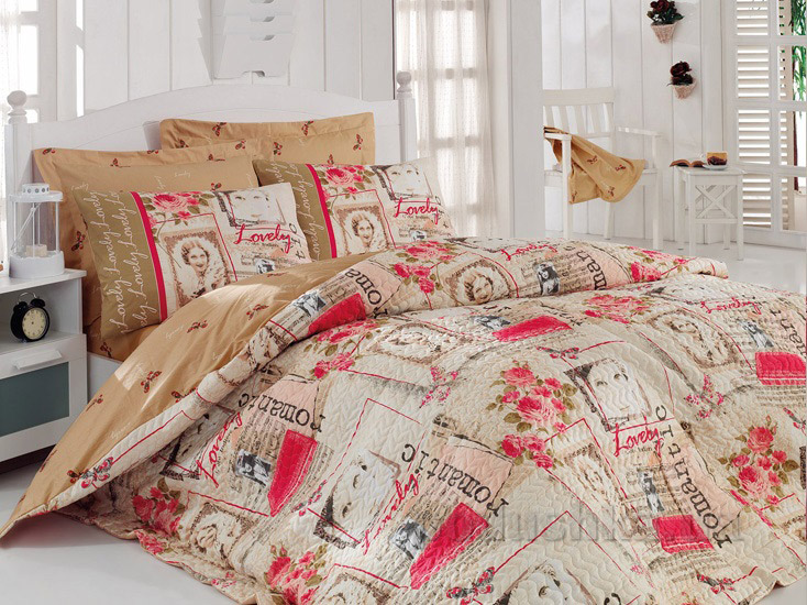 Постельное белье Cotton Box Romantic hardal