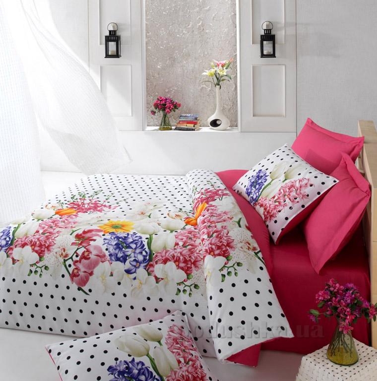 Постельное белье Cotton Box Yadigar Lila